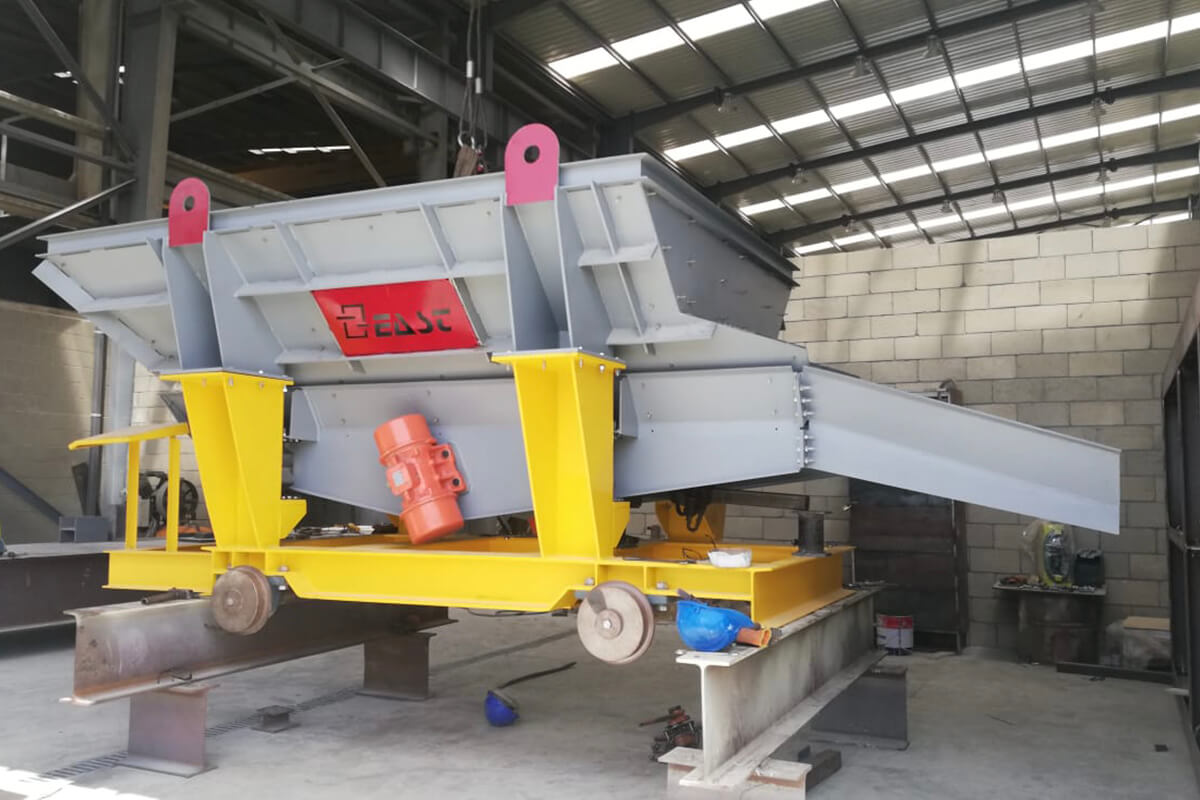 Manufacturing Equipment in East